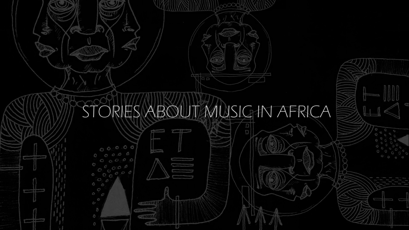 Stories about Music in Africa - A Comet is Coming title still