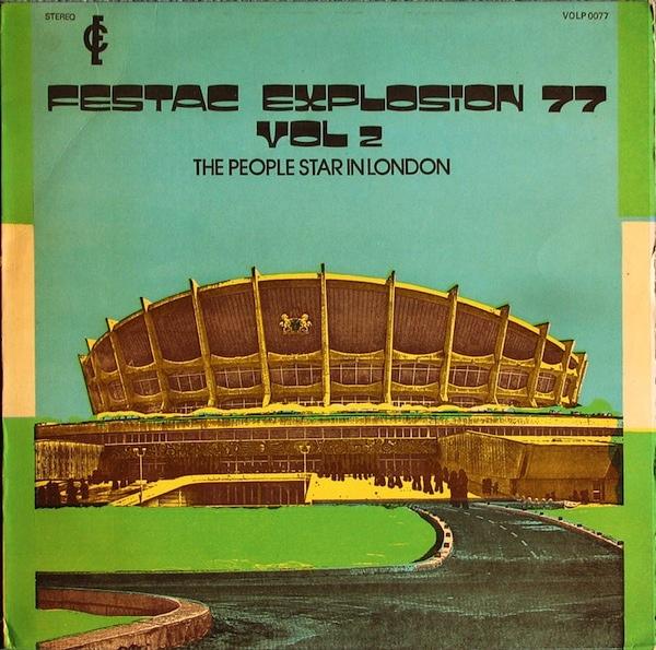 festac LP cover